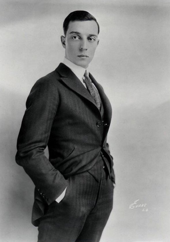 Buster Keaton Poster