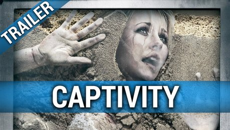 Captivity - Trailer Englisch Poster
