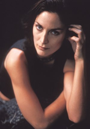 Carrie-Anne Moss Poster