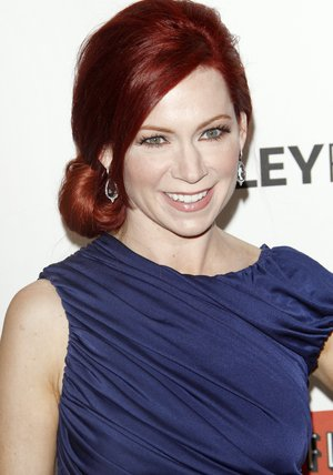 Carrie Preston Poster