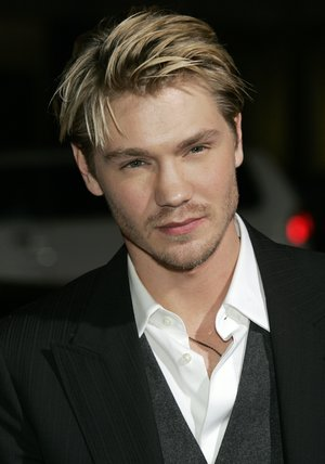 Chad Michael Murray Poster