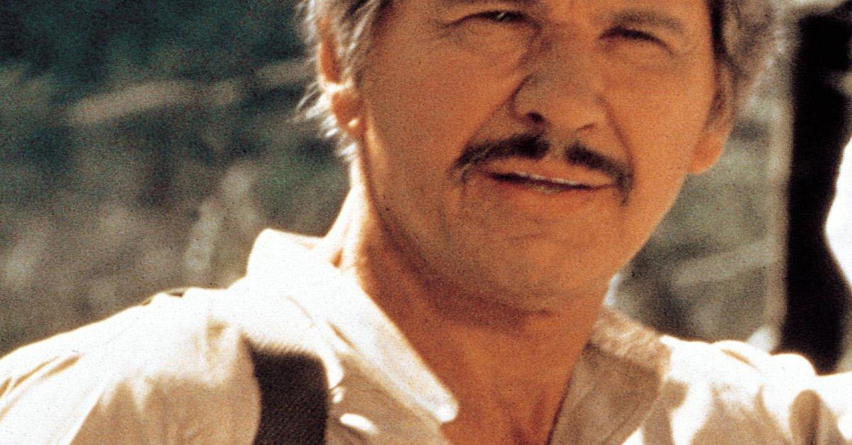 Schauspieler Charles Bronson