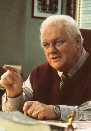 Charles Durning Poster
