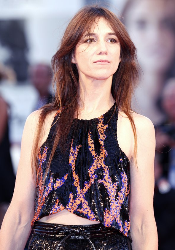 Charlotte Gainsbourg Poster