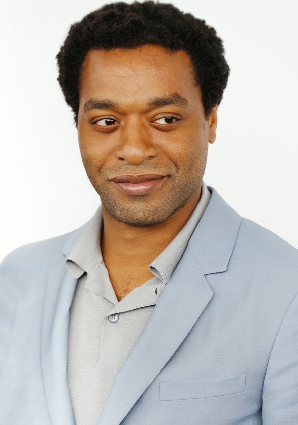 Chiwetel Ejiofor Poster