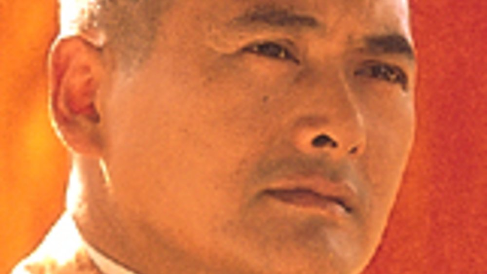 Chow Yun-Fat Poster