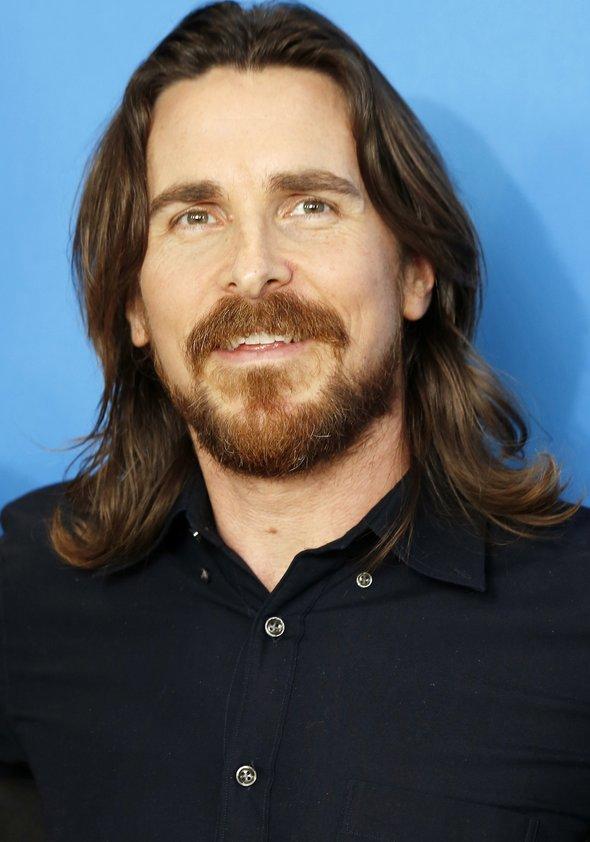 Christian Bale Poster