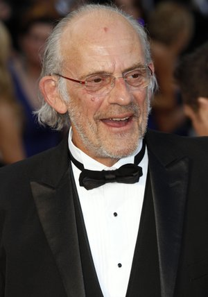 Christopher Lloyd Poster