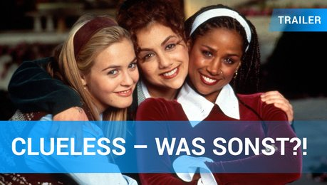 Clueless - Was sonst? - Trailer Poster