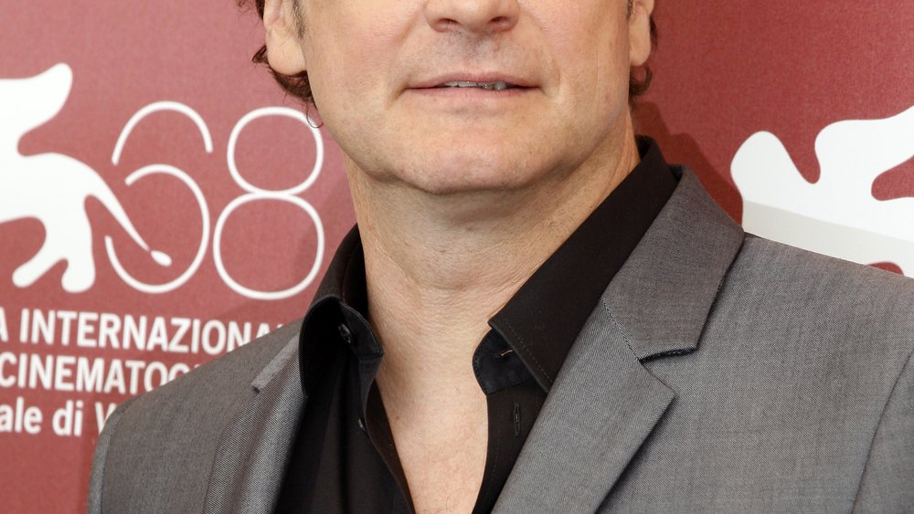 Colin Firth Poster