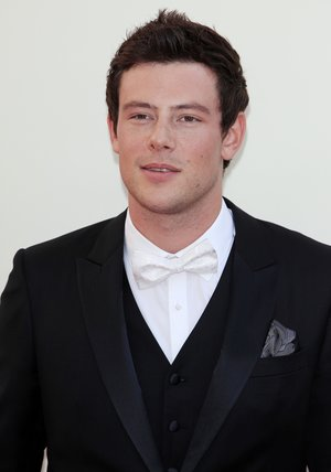 Cory Monteith Poster