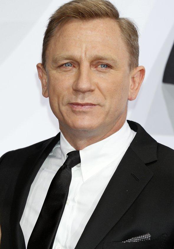 Daniel Craig Poster