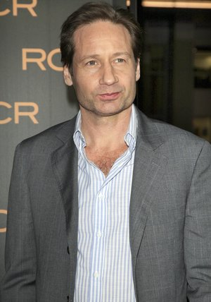 David Duchovny Poster
