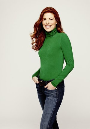 Debra Messing Poster