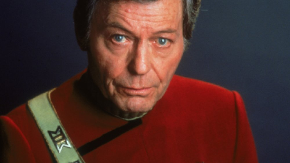 DeForest Kelley Poster
