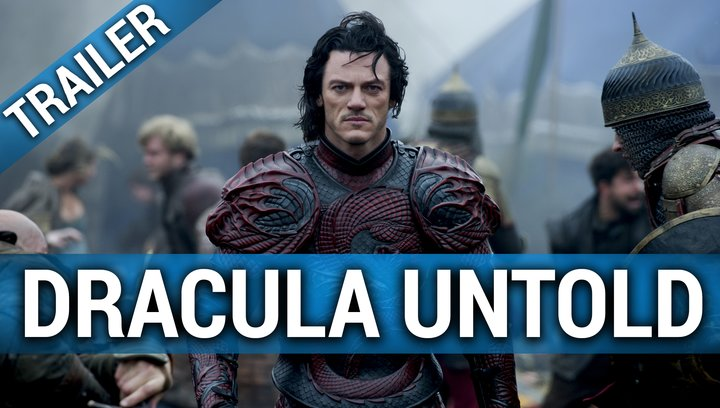 Dracula Untold - Trailer Poster