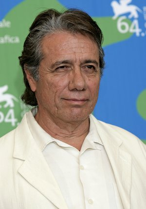 Edward James Olmos Poster