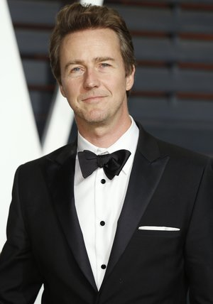 Edward Norton Poster