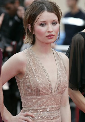 Emily Browning Poster