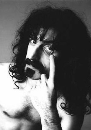 Frank Zappa Poster