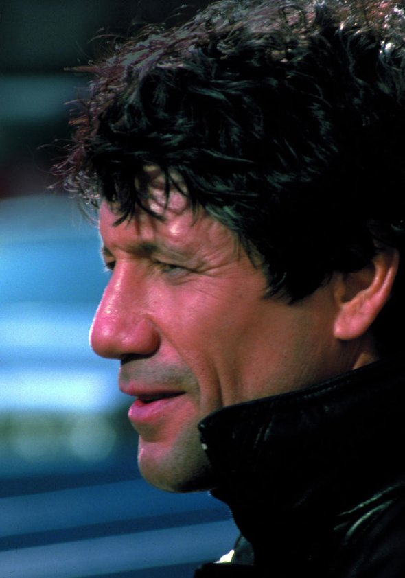 Fred Ward Poster
