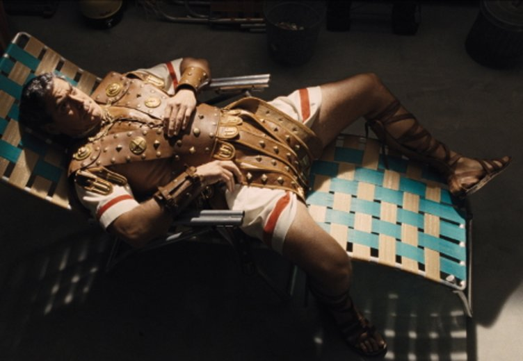 "George Clooney in ""Hail, Caesar!"" (2016) © Universal"