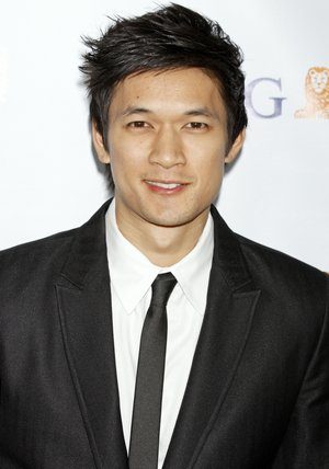 Harry Shum jr. Poster