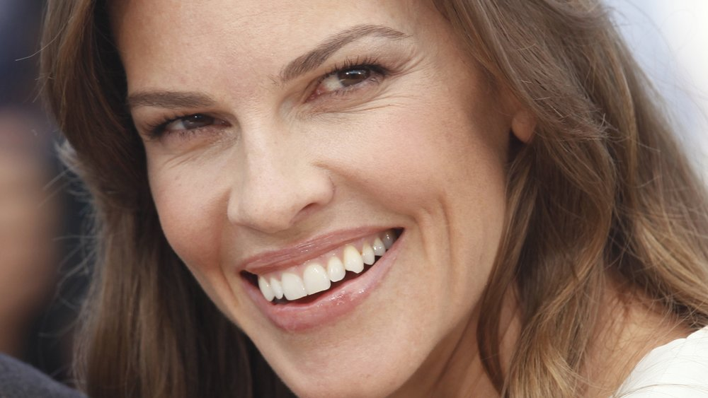 Hilary Swank Poster