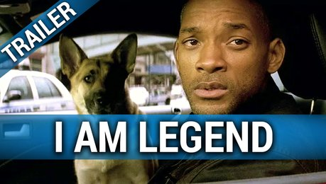 I Am Legend – Trailer Deutsch Poster