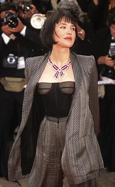 Nackt  Isabelle Adjani Isabelle Adjani