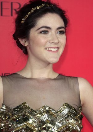 Isabelle Fuhrman Poster