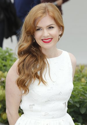 Isla Fisher Poster
