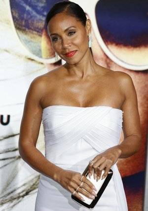 Jada Pinkett Smith Poster