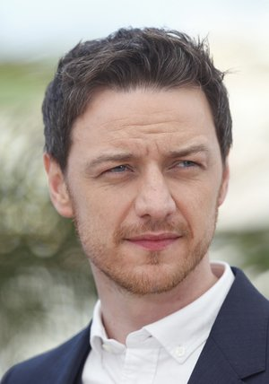 James McAvoy Poster