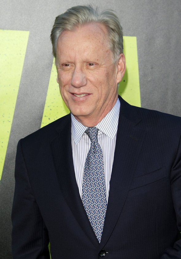 James Woods Poster