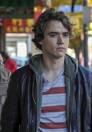 Jamie Blackley Poster
