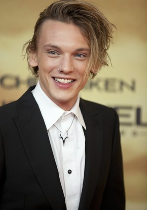 Jamie Campbell Bower Poster