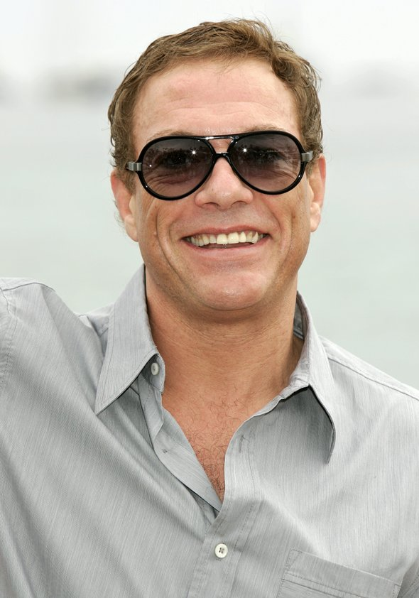 Jean-Claude van Damme Poster