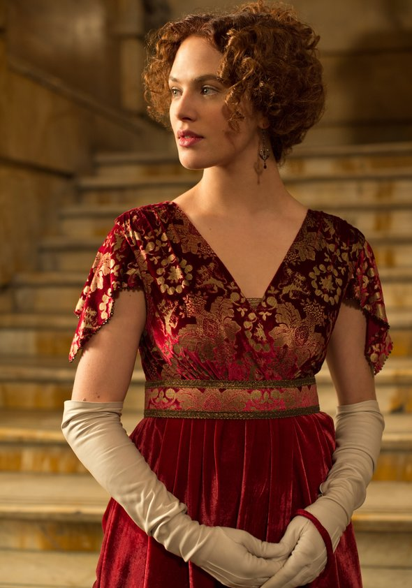 Jessica Brown Findlay Poster