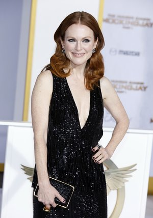 Julianne Moore Poster