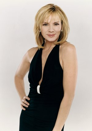 Kim Cattrall Poster