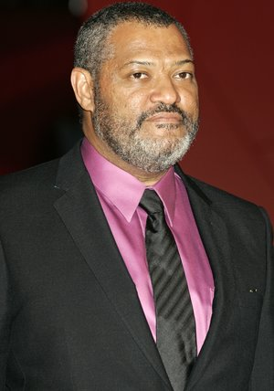 Laurence Fishburne Poster