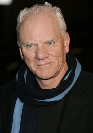 Malcolm McDowell Poster