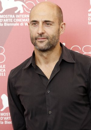 Mark Strong Poster