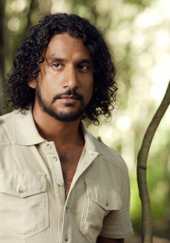 Naveen Andrews Poster
