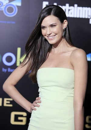 Odette Annable Poster