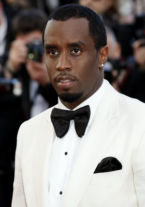 "Sean ""P. Diddy"" Combs Poster"