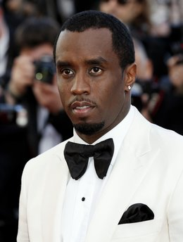 "Sean ""P. Diddy"" Combs"