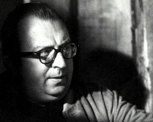 Sergio Leone 1929 Portrait Kino De