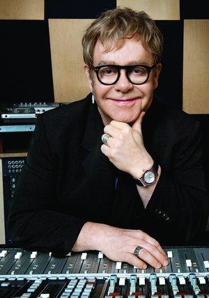 Sir Elton John Poster